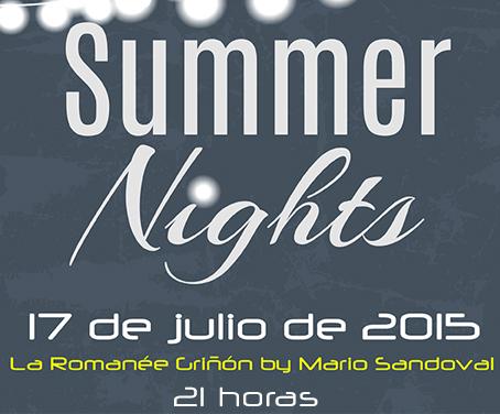 Noche en blanco en La Romanée 17 de julio de 2015