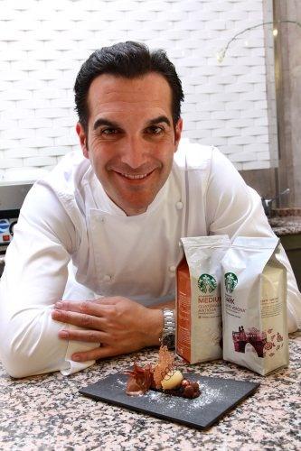 Mario Sandoval, Chef